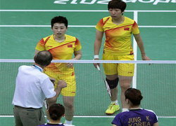 นักตบลูกขนไก่จีน-อินโดฯ-เกาหลีใต้แย่งกันแพ้
