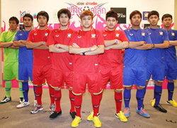 แกรนด์สปอร์ตคลอดชุดแข่งทีมชาติไทย