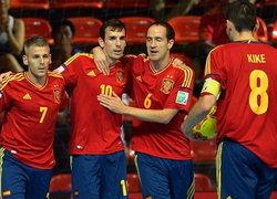 กระทิงดุ สอย อิตาลี 4-1 รอป้องกันแชมป์ฟุตซอลโลก