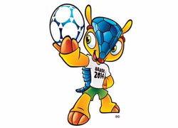 บราซิลคลอดชื่อมาสค็อตต์ฟุตบอลโลก2014