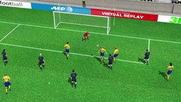 คลิปไฮไลท์ยูโร2012 3D สวีเดน นำ อังกฤษ 2-1