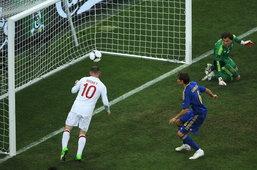 ประมวลภาพ อังกฤษ ชนะ ยูเครน 1-0