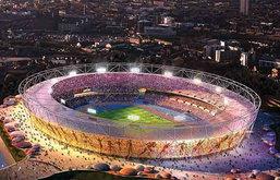 สนามโอลิมปิก 2012 พร้อมแล้วจ้า