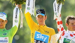 แชมป์จักรยานตูร์ เดอ ฟร้องซ์ ขอล่าเหรียญทองโอลิมปิก