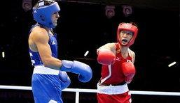 ไอบ้าฉาว! มวยโอลิมปิก ประท้วงแหลก