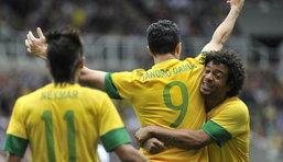 บราซิลพลิกเฉือนฮอนดูรัส3:2เข้าตัดเชือก