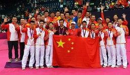 จีนไร้เทียมทาน เหมา 5 ทองแบดมินตันโอลิมปิก