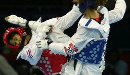 สู้ไม่ได้! น้องจูนแพ้หลี่ เฉิง ศึกเทควันโดโอลิมปิก