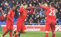 My Liverpool โดย มาร์ค สุรเดช