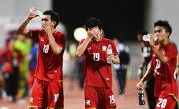 ทีมชาติยุคลีกฟูเฟื่อง!