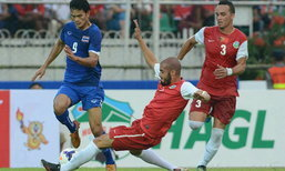 แข้งหนุ่มไทยเปิดสนามไม่สวยชนะติมอร์ เลสเต 3-1