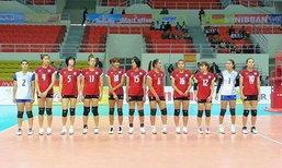 สาวไทยตบเหงียนมันส์มือ 3-0 เก็บ 6 แต้มเต็ม ซีเกมส์ 2013