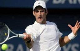 ยอโควิช-เดล โปโตร ทะลุเข้ารอบ 4 เทนนิสบีเอ็นพีฯ