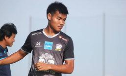 """ชีวิตที่ไม่ง่าย! """"ศฤงคาร พรมสุภะ"""" ปราการหลังทีมชาติไทย U-23"""