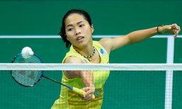"""""""น้องเมย์"""" พ่ายสาวจีน 1-2 ร่วงรอบ 8 คน แบดมินตันชิงแชมป์โลก"""