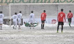 ชมคลิปไฮไลท์ ช้างศึก U19 ฝ่าหิมะดับ มองโกเลีย 5-2