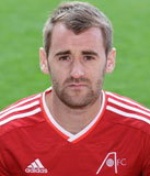 Niall McGinn (scottish premier league 2013-2014)