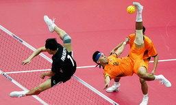 """ไร้เทียมทาน! """"ลูกหวายทีมชุดชายไทย"""" ถล่ม """"เสือเหลือง"""" 3-0 ซิวทองสมัยที่ 16"""