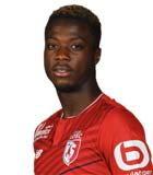 Nicolas Pepe (Ligue 1 2018-2019)