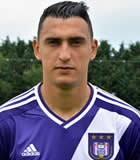 Matias Suarez (Belgian Jupiler League 2014-2015)