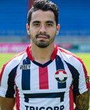 Bruno Andrade (holland eredivisie 2014-2015)