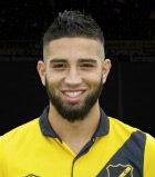 Adnane Tighadouini (holland eredivisie 2014-2015)