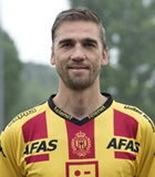 David Destorme (Belgian Jupiler League 2014-2015)