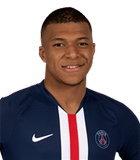 คีลิยัน เอ็มบั๊ปเป้ (Ligue 1 2019-2020)