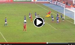 มาแล้วคลิป ไฮไลท์ ซูซูกิคัพ มาเลเซีย ชนะ ไทย 3-2 แต่ไทยคว้าแชมป์สมัยที่ 4