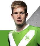 เควิน เดอ บรูย์น (Bundesliga 2014-2015)