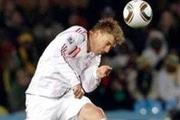 เดนมาร์กพลิกแซง 2-1 แคเมอรูนตกรอบแรกฟุตบอลโลก
