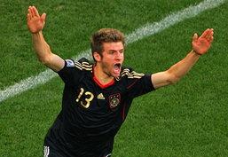 มุลเลอร์ ชวดลงช่วยเยอรมันดวลสเปน