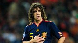 ปูโยลเปลี่ยนใจเล่นช่วยสเปนต่อถึงยูโร2012