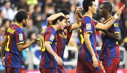 บาร์ซ่า ซิวยอดทีมรอบ10ปีในสเปน