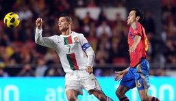สิ้นลายแชมป์โลก!สเปนพ่ายโปรตุเกสเละ0-4