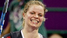 ไคลส์เตอร์ส ซิวยอดเยี่ยมแห่งปีเทนนิสสาว