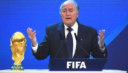 ฟีฟ่ายันใช้ระบบเดิมเลือกเจ้าภาพฟุตบอลโลก