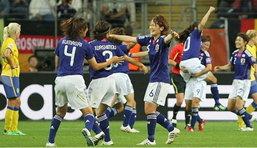 สาวยุ่นถล่มสวีเดน3-1ลิ่วชิงบอลหญิงโลก