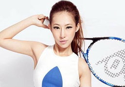 เทนนิสสาวสุดเซ็กซี่ ส่งท้ายศึกยูเอส โอเพ่น