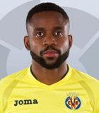 Cedric Bakambu (La liga 2016-2017)