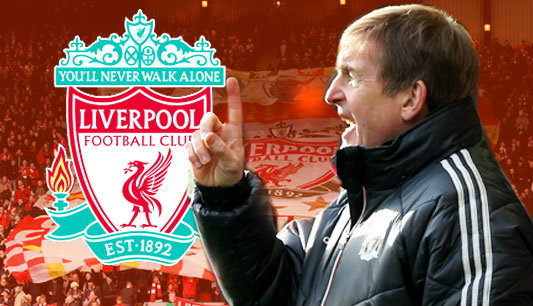 King of Anfield