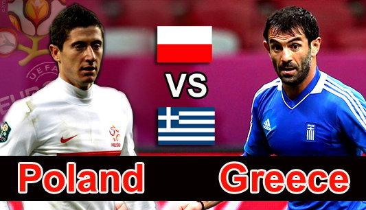 วิเคราะห์บอลยูโร 2012 โปแลนด์ พบ กรีซ