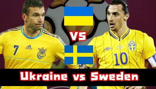 วิเคราะห์บอลยูโร2012 ยูเครน – สวีเดน