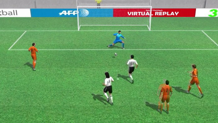 คลิปไฮไลท์ยูโร2012 3D เยอรมัน นำ ฮอลแลนด์ 1-0