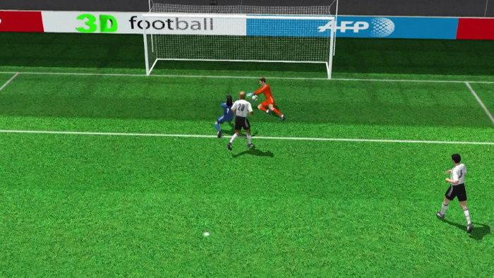 คลิป  เยอรมัน vs กรีซ (1-1)