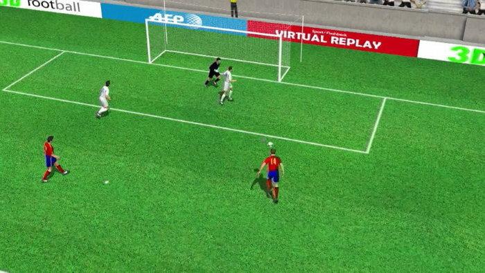 คลิป สเปน ชนะ ฝรั่งเศส 2-0 (1-0)