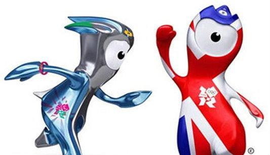 เวนล็อค และ แมนเดอวิลล์ มาสคอตโอลิมปิก 2012