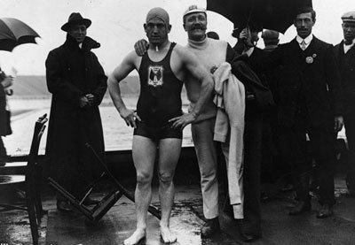 หาดูยาก!ภาพโอลิมปิกที่อังกฤษปี1908