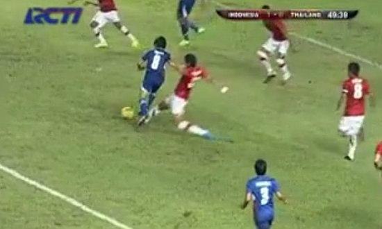 คลิปซีเกมส์ ฟุตบอลชาย ไทย 1-3 อินโดนีเซีย