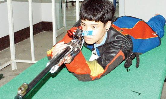 ทีมแม่นปืนไทยคว้าทอง,บุคคลคว้าเงิน